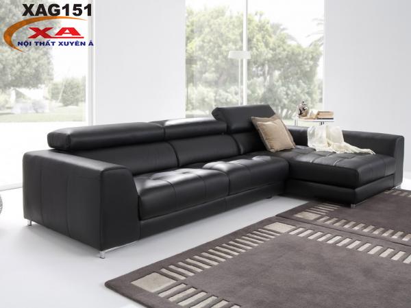 Ghế sofa XAG151 tại Sofa Xuyên Á