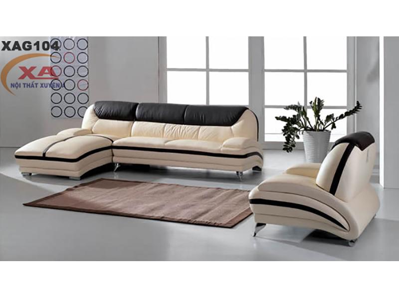 Sofa phòng khách cao cấp XAG104 tại Nội thất Xuyên Á