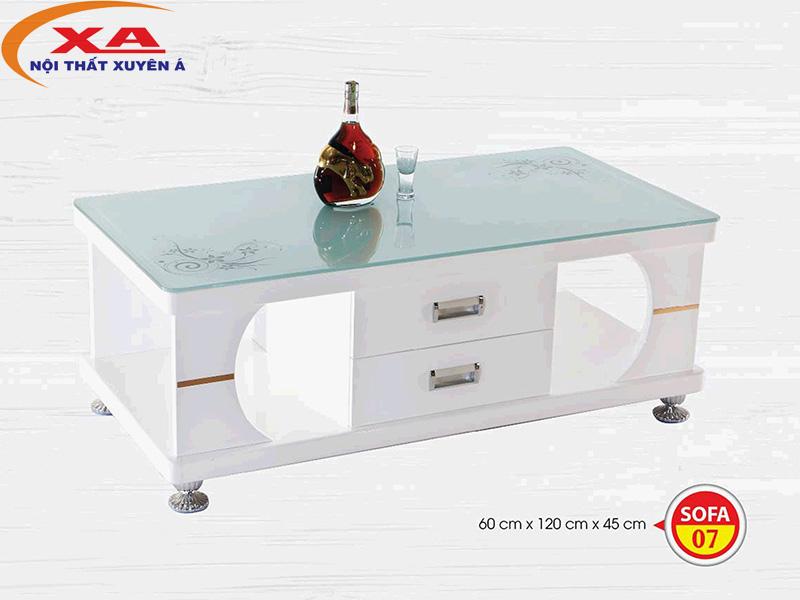 Bàn sofa B07 - Nội thất Xuyên Á