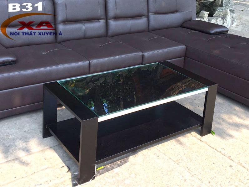 Bàn sofa gỗ B31 tại Nội Thất Xuyên Á