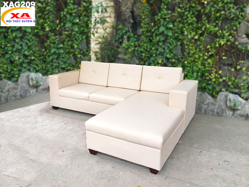 Sofa Giá Rẻ XAG 209 Tại Nội Thất Xuyên Á