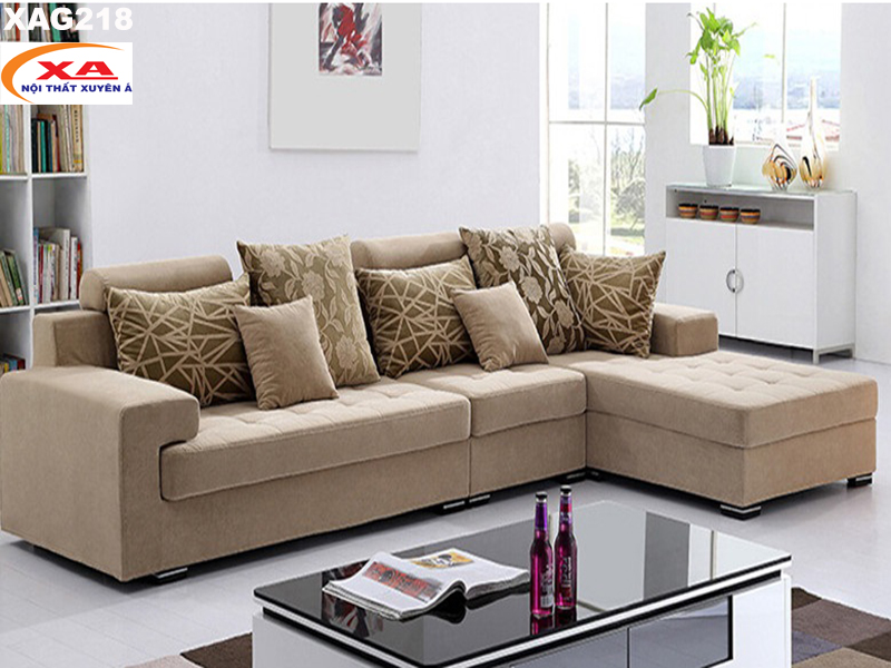 Sofa giá rẻ XAG218 tại Nội thất Xuyên Á
