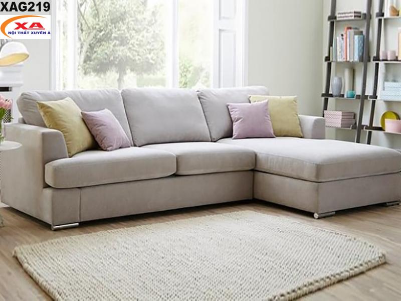 Sofa giá rẻ XAG219 tại Nội thất Xuyên Á
