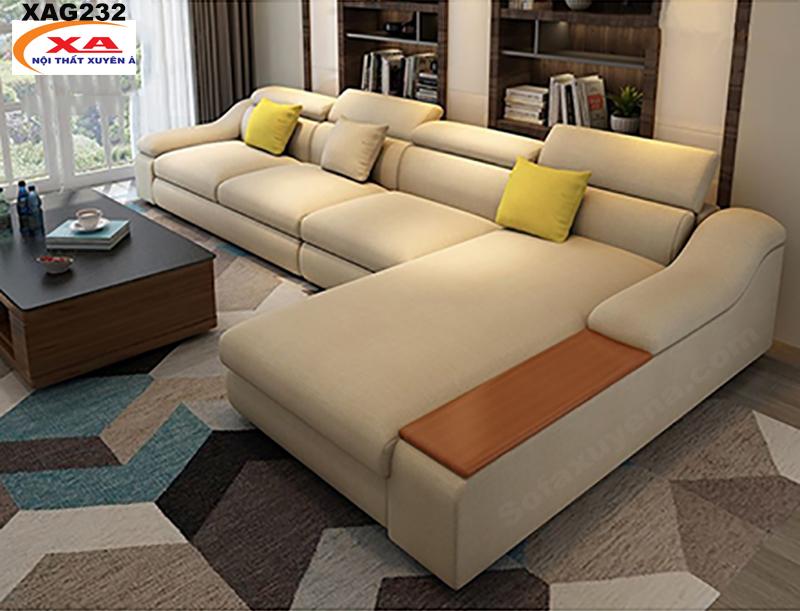 Sofa vải XAG232 tại Nội thất Xuyên Á