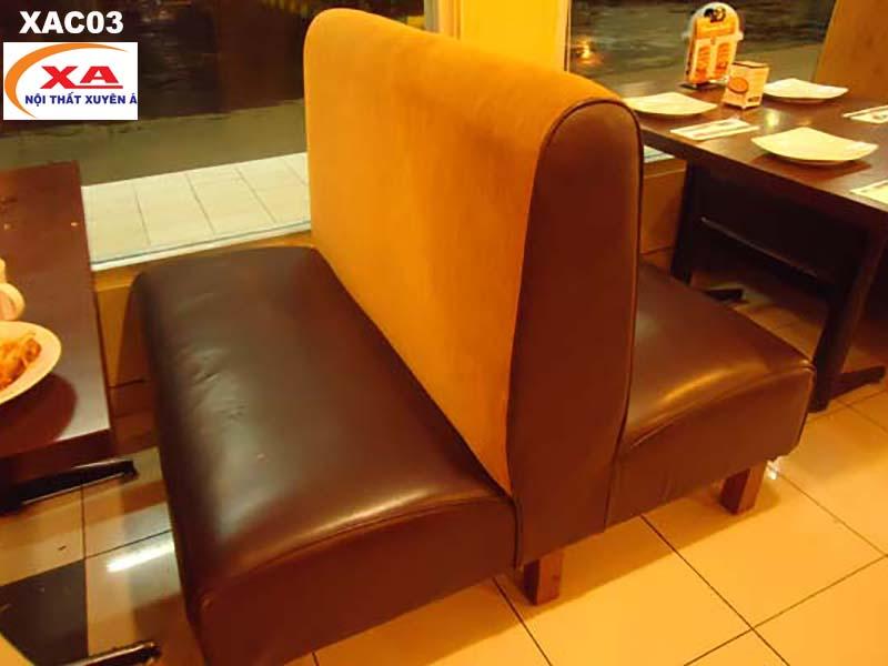 Ghế sofa cafe XAC03 tại Sofa Xuyên Á