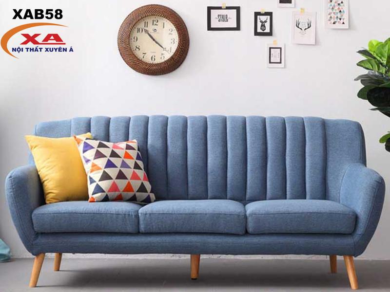 Sofa băng dài XAB58 tại Sofa Xuyên Á