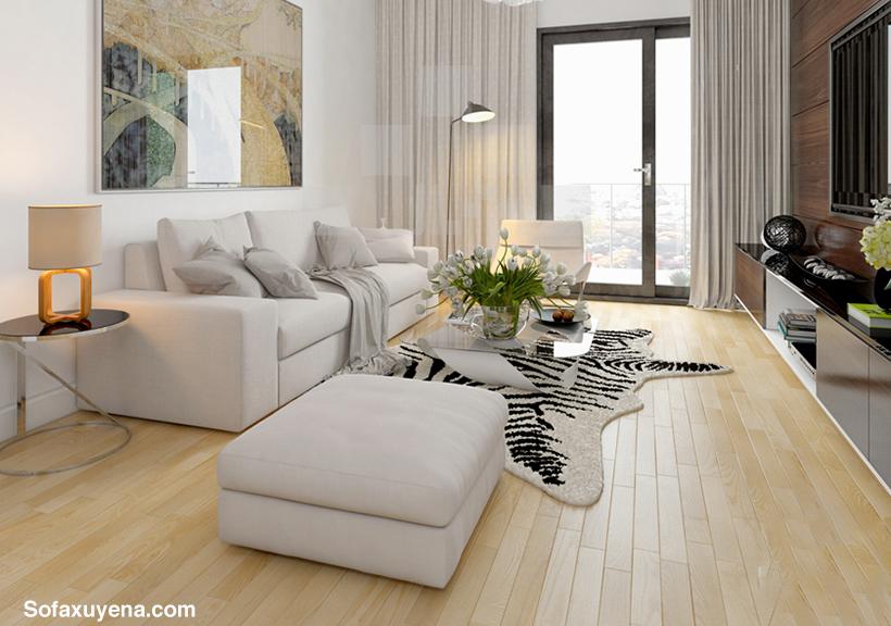 Sofa cho căn hộ chung cư - Sofa Xuyên Á
