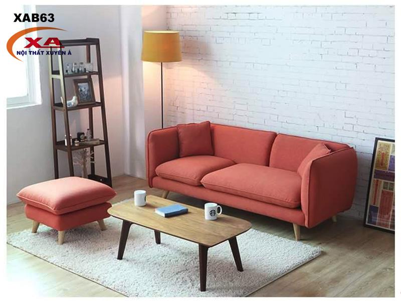Ghế sofa băng đẹp XAB63 tại Sofa Xuyên Á