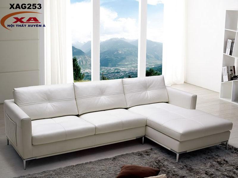 Sofa góc chữ L XAG253 tại Nội thất Xuyên Á
