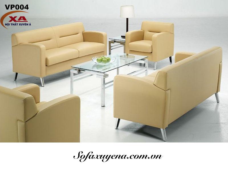 Sofa văn phòng sang trọng VP004 tại Sofa Xuyên Á