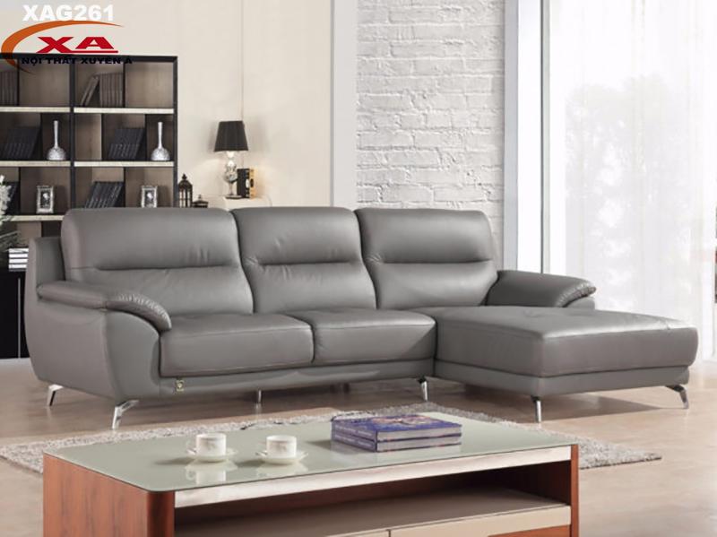 Ghế sofa góc đẹp XAG261 tại Nội thất Xuyên Á