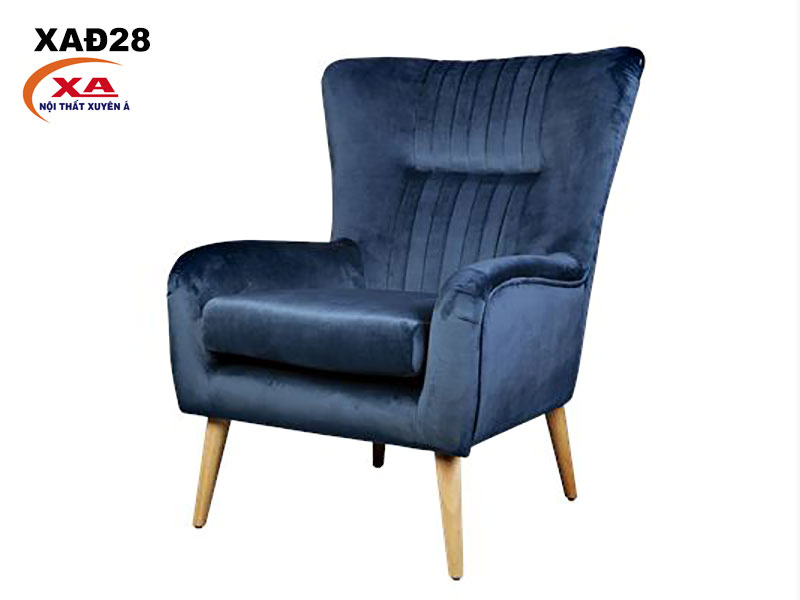 Mẫu sofa đơn đẹp XAĐ28 tại Nội thất Xuyên Á