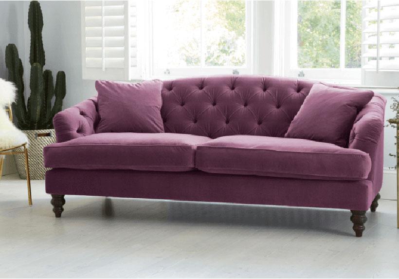Sofa băng cổ điển - Nội thất Xuyên Á