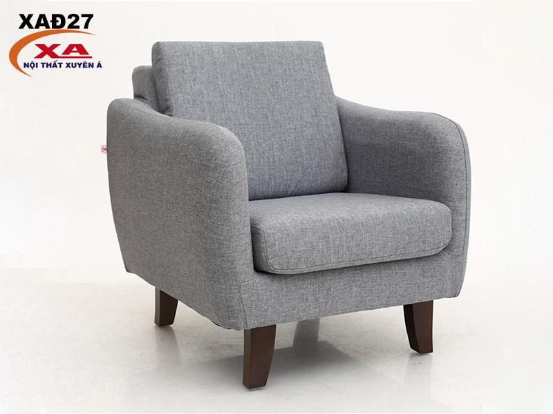 Sofa đơn nhỏ XAD27 tại Nội thất Xuyên Á