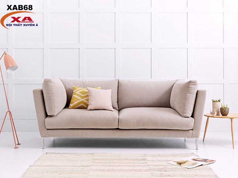 Ghế sofa băng dài giá rẻ XAB68 tại Nội thất Xuyên Á