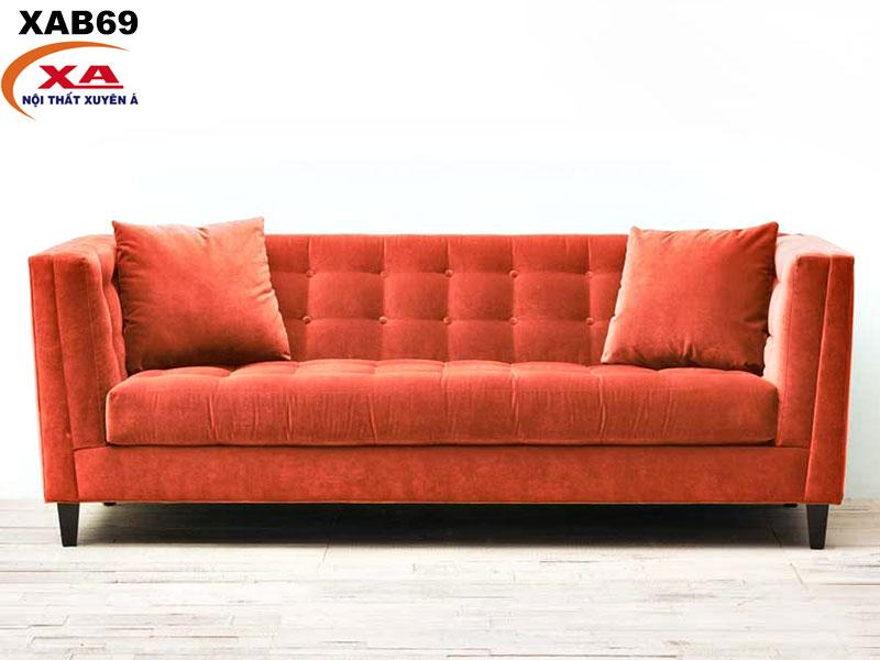 Sofa băng dài giá rẻ XAB69 tại Nội thất Xuyên Á