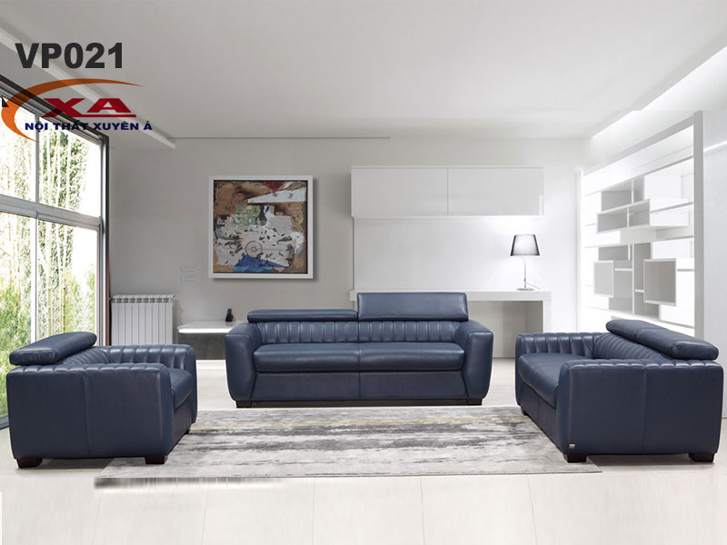 Bộ sofa văn phòng đẹp VP021 tại Nội thất Xuyên Á