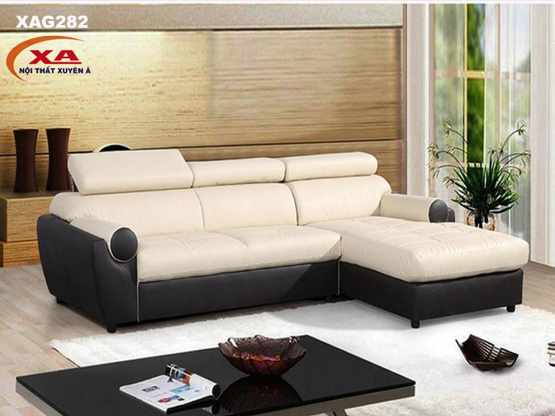 Sofa góc nhỏ XAG282 tại Nội thất Xuyên Á