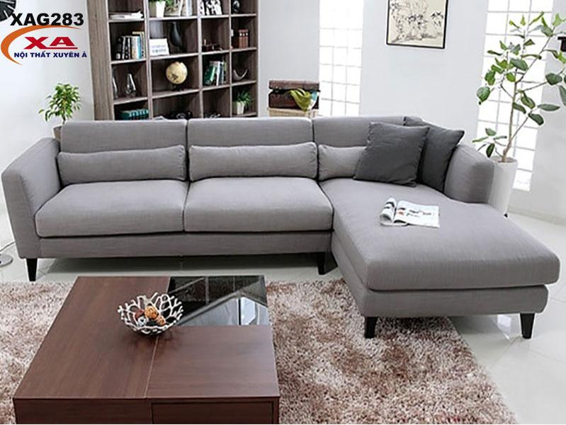 Sofa phòng khách nhỏ XAG283 tại Nội thất Xuyên Á