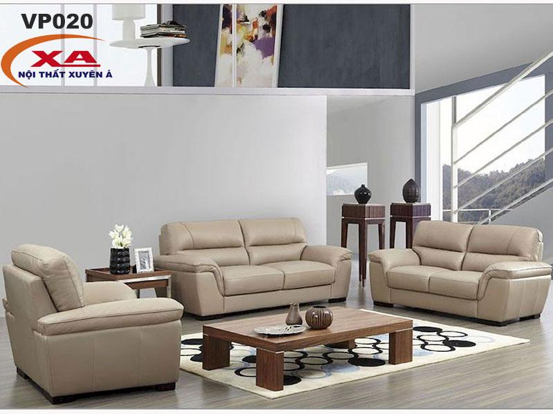 Sofa văn phòng đẹp VP020 tại Nội thất Xuyên Á