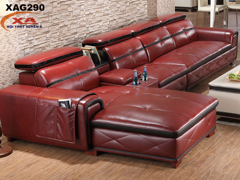 Bô sofa góc đẹp tại Nội thất Xuyên Á
