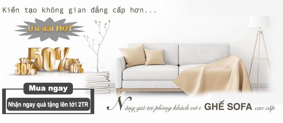 Ghế sofa giảm giá tại Nội thất Xuyên Á