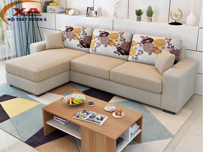 Bộ ghế sofa giá rẻ XAG296 tại Nội thất Xuyên Á