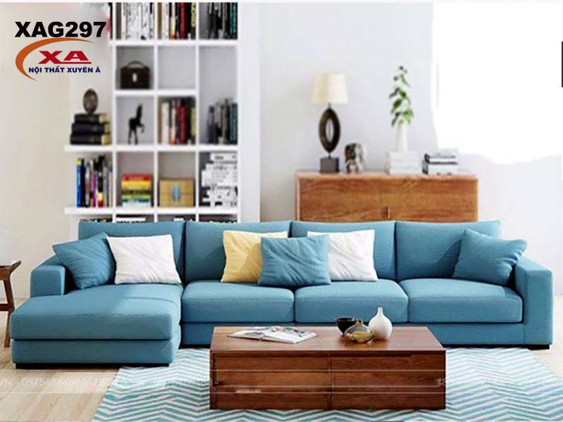 Mua sofa giá rẻ XAG297 tại Nội thất Xuyên Á