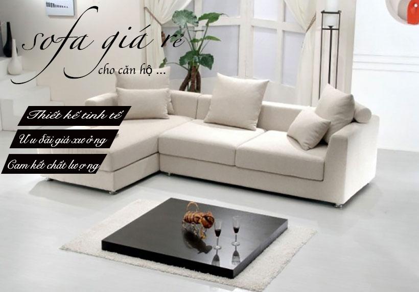 Ở đâu bán ghế sofa rẻ - Nội thất Xuyên Á