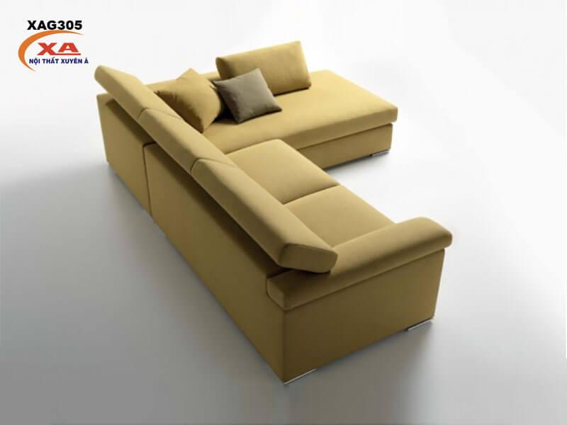 Ghế sofa vải bố nhập khẩu XAG305