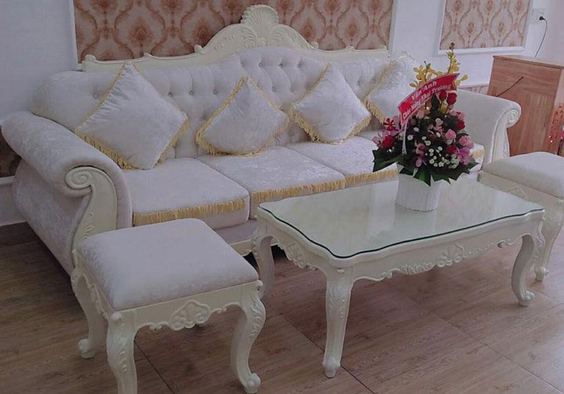 Ghế sofa đẹp cho Spa của Nội thất Xuyên Á