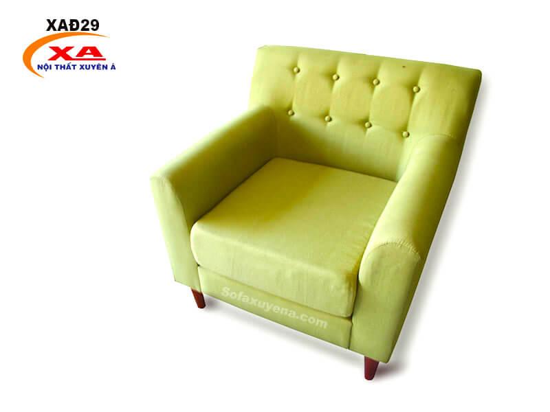 Ghế sofa đơn XAĐ29 tại Nội thất Xuyên Á