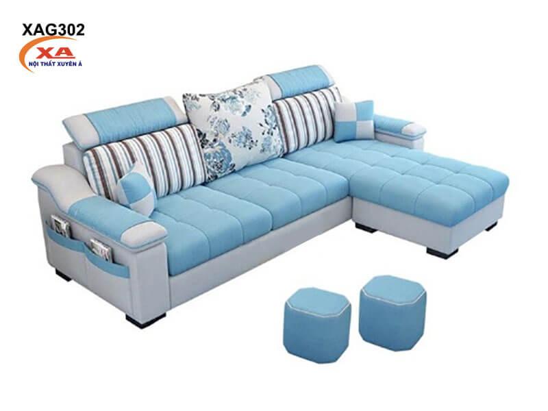 Ghế sofa mini XAG302 tại Nội thất Xuyên Á