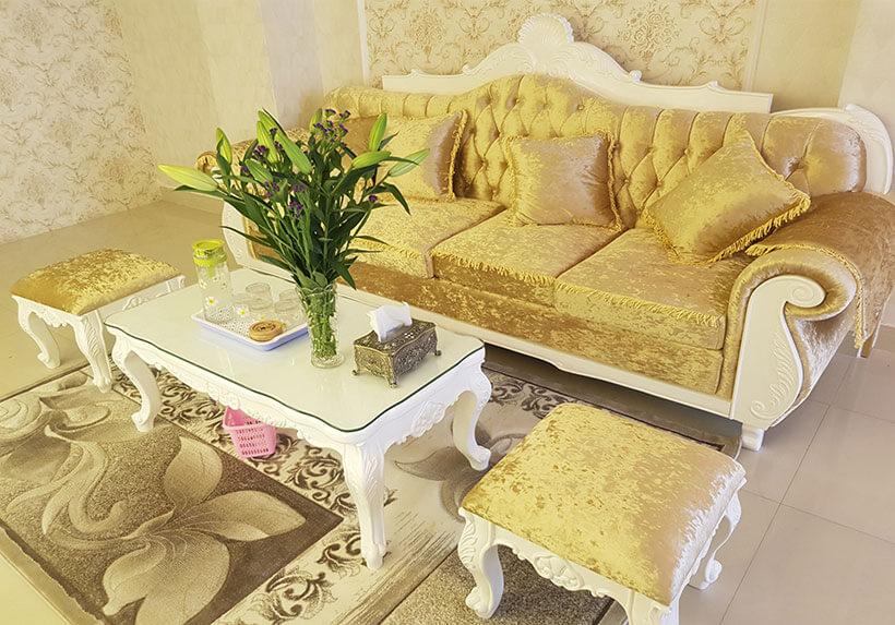Sofa đẹp cho Spa tại Nội thất Xuyên Á