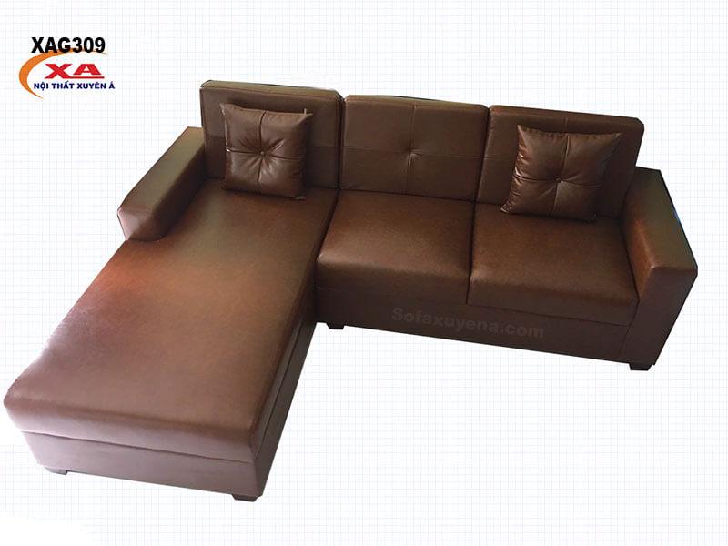Sofa góc chữ L XAG309 tại Nội Thất Xuyên Á