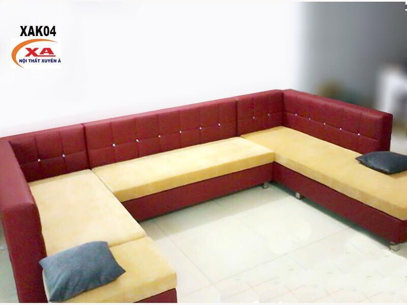 Sofa Karaoke Giá Rẻ XAK04 Tại Nội Thất Xuyên Á