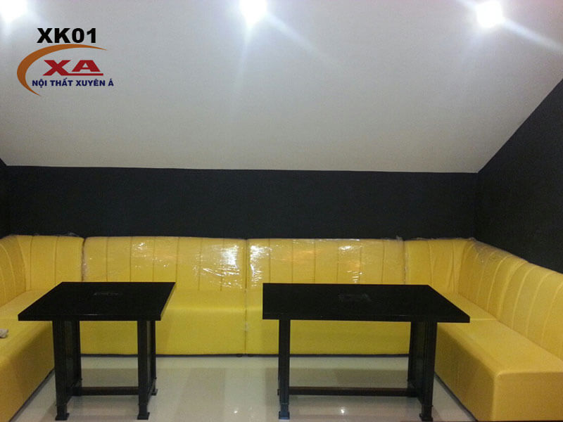 Ghế Sofa Karaoke XK01 Tại Nội Thất Xuyên Á