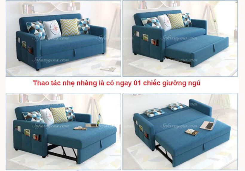 Ghế sofa cho phòng khách nhỏ - Nội Thất Xuyên Á