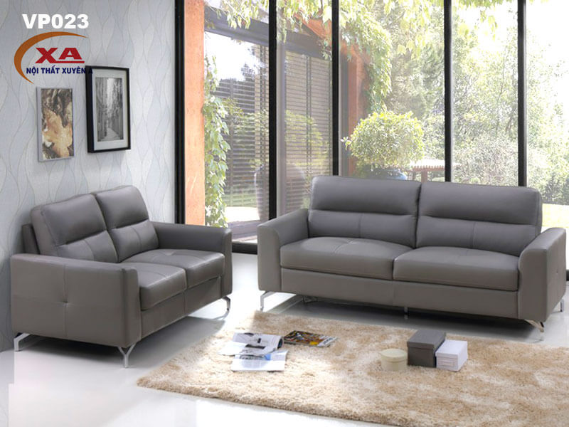 Mẫu sofa văn phòng đẹp VP023 tại Nội Thất Xuyên Á