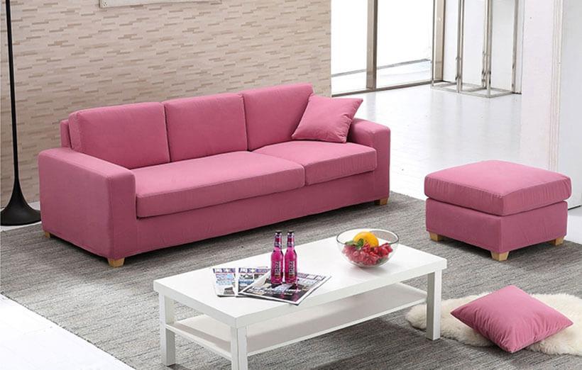 Mẫu sofa mini cho phòng khách nhỏ tại Nội Thất Xuyên Á
