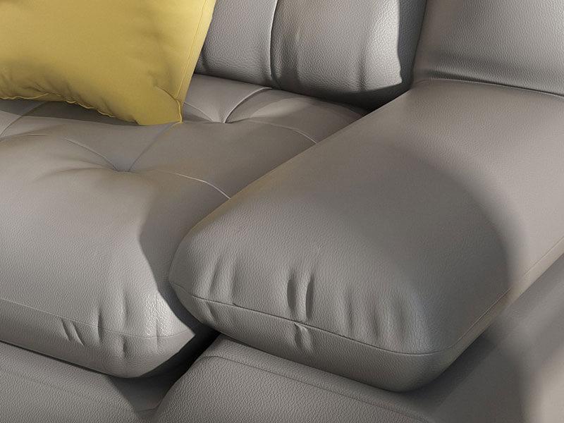 Ghế sofa băng da XAB83 tại Nội Thất Xuyên ÁGhế sofa băng da XAB83 tại Nội Thất Xuyên Á