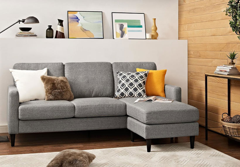 Ghế sofa mini cho phòng khách nhỏ tại Nội Thất Xuyên Á