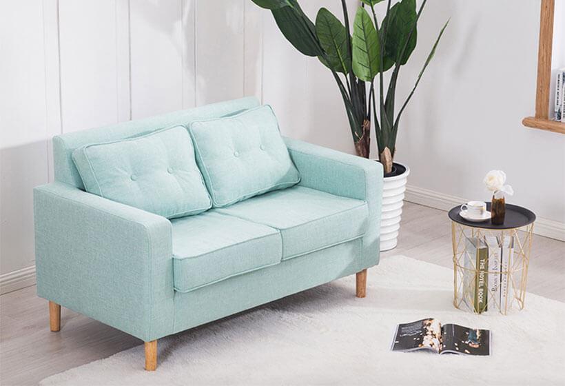 Sofa mini cho phòng khách nhỏ tại Nội Thất Xuyên Á