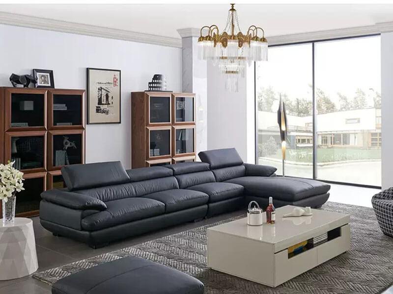 Mẫu sofa phòng khách đẹp XAG314 tại Nội Thất Xuyên Á
