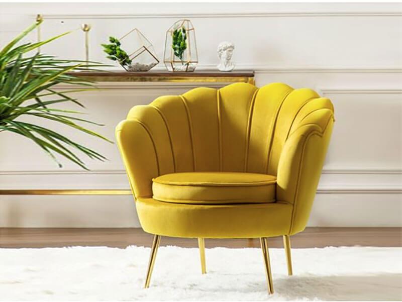 Ghế sofa đơn hiện đại XAĐ30 tại Nội Thất Xuyên Á