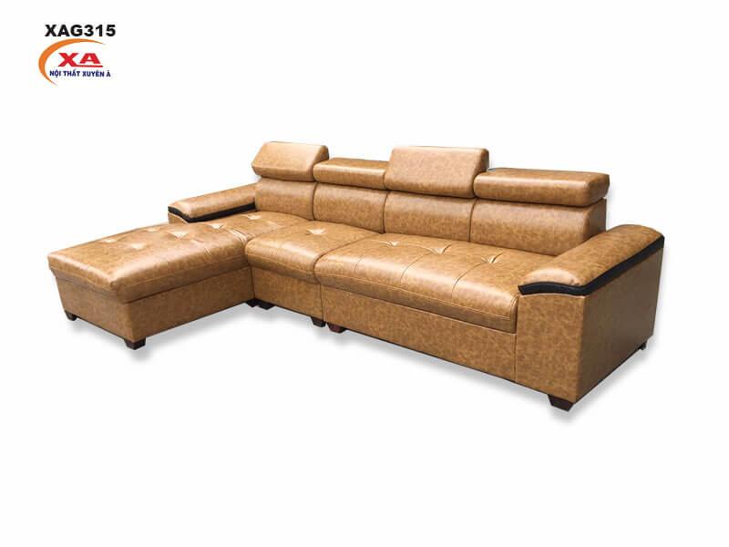 Ghế sofa hiện đại XAG315 tại Nội Thất Xuyên Á