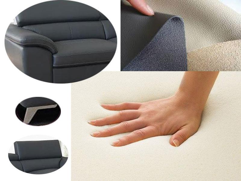 Bộ sofa phòng khách đẹp XAG318 tại Nội Thất Xuyên Á