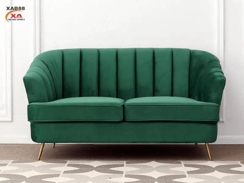 Ghế sofa vải nhung XAB88 tại Nội Thất Xuyên Á