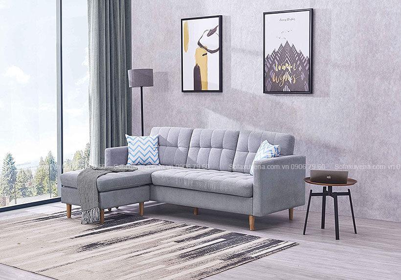 Bộ Bàn ghế sofa phòng khách nhỏ tại Nội Thất Xuyên Á