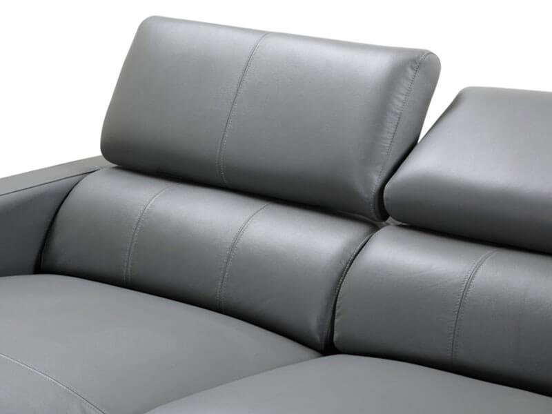 Bộ sofa da nhỏ XAG320 tại Nội Thất Xuyên Á